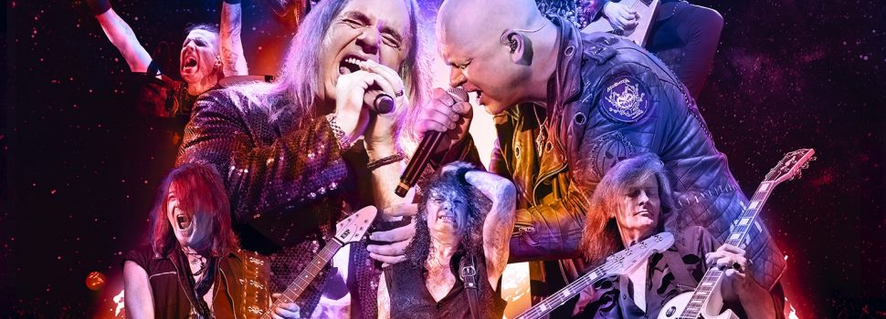 HELLOWEEN – United Alive &  United Alive in Madrid