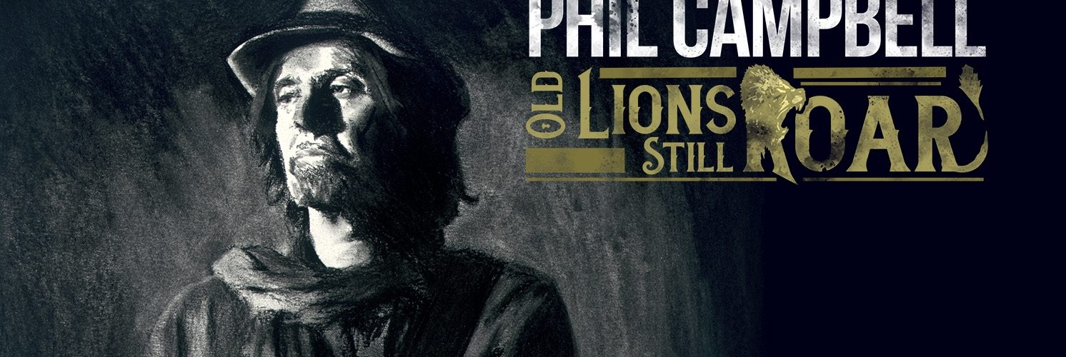 Rock-Review: Phil Campbell – Old Lions Still Roar