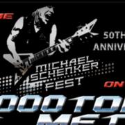Michael Schenker bestätigt für 70000TONS OF METAL
