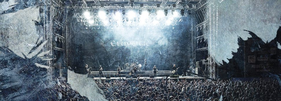 ELUVEITIE  – Live at Masters Of Rock