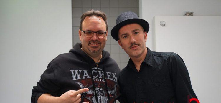 INTERVIEW mit Kaspar Boye Larsen von VOLBEAT – Teil 2