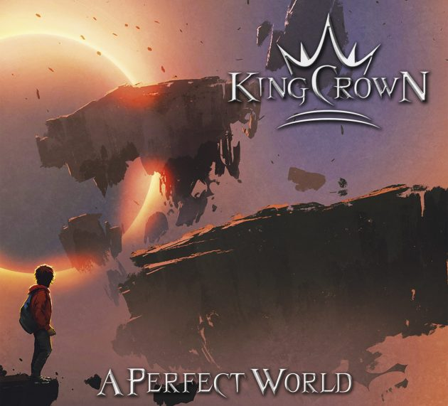 Metal-Review: KINGCROWN – A Perfect World