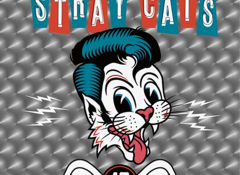The STRAY CATS – 40