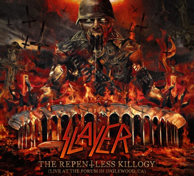 Slayer  – The Repentless Killogy, Live At the Forum in Inglewood, CA