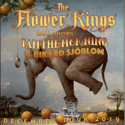"THE FLOWER KINGS sind zurück mit neuem Album ""Waiting For Miracles"""