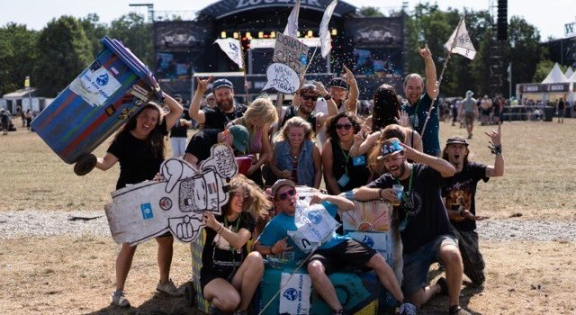 W:O:A Wacken Open Air – Festivalbesucher spenden Pfand für Brunnen in Äthiopien