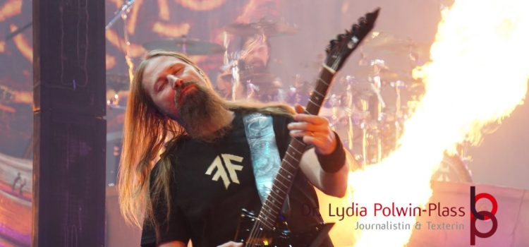 Interview with AMON AMARTH' guitar player Johan Söderberg – English version part 1