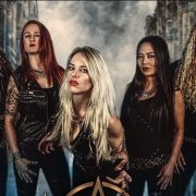 BURNING WITCHES – Wings Of Steel