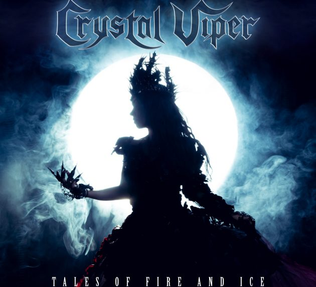 Metal-Review: CRYSTAL VIPER – TALES OF FIRE AND ICE