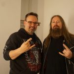 Interview mit AMON AMARTH Gitarrist Johan Söderberg – Deutsche Version, Teil 1