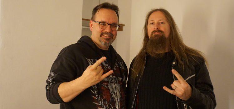 Interview mit AMON AMARTH Gitarrist Johan Söderberg – Deutsche Version, Teil 1
