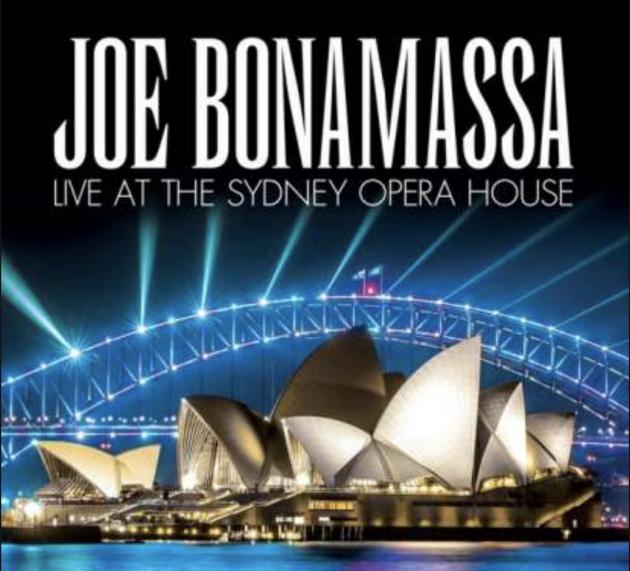 Rock-Review: Joe Bonamassa – Live at the Sydney Opera House