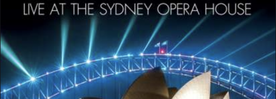 Rock-Review: Joe Bonamassa – Live at the Sydney Opera House