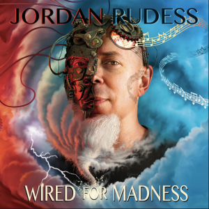 Jordan Rudess – Wired for Madness_Artwork