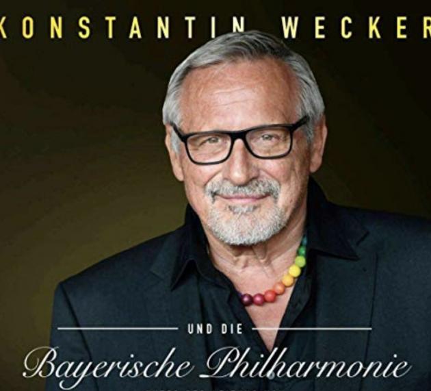 Konstantin Wecker und die Bayerische Philharmonie unter der Leitung von Mark Mast – WELTENBRAND
