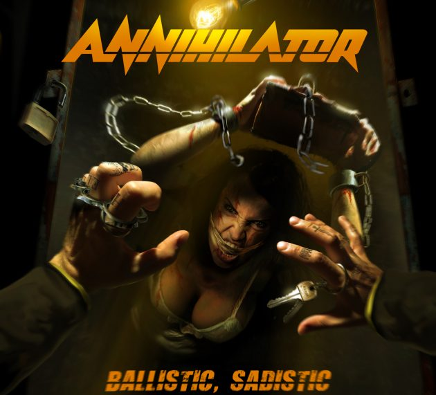 Metal-Review: ANNIHILATOR – BALLISTIC, SADISTIC