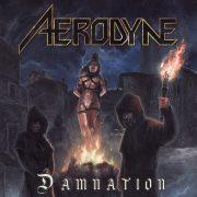 Metal-Review: AERODYNE – DAMNATION