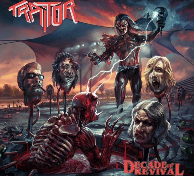 Metal-Review: TRAITOR – DECADE OF REVIVAL