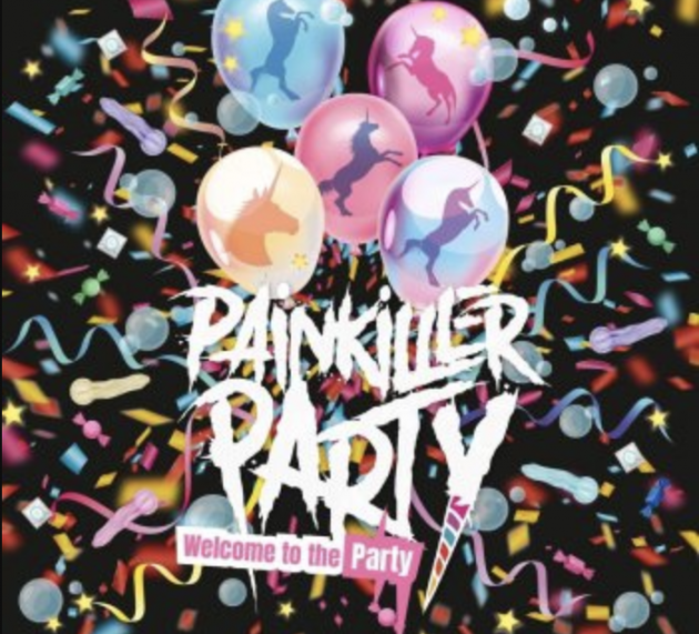 Metal-Review: PAINKILLER PARTY – WELCOME TO THE PARTY