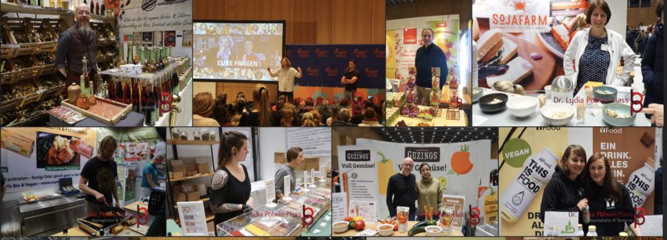 VeggieWorld Messe in Wiesbaden war ein voller Erfolg