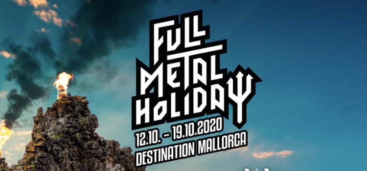 Full Metal Holiday 2020: Destination Mallorca mit weiteren Bands am Start