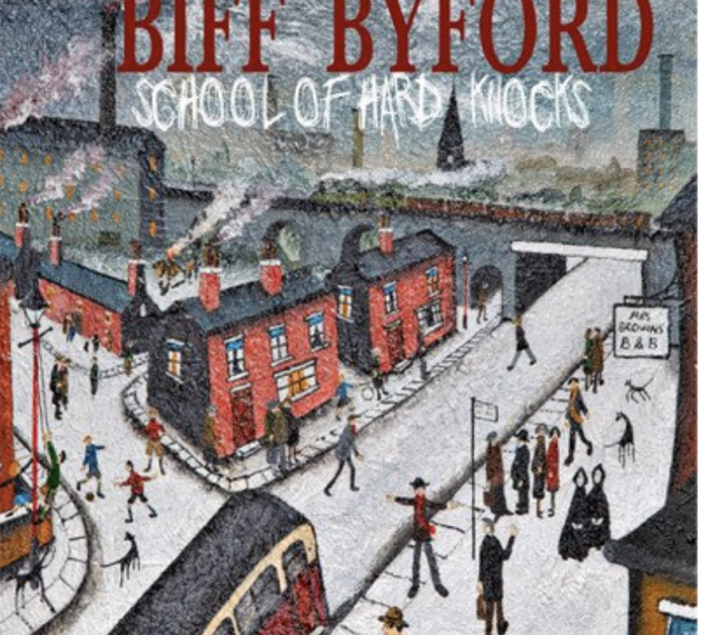"Saxon Frontman Biff Byford veröffentlicht Solo Album ""SCHOOL OF HARD KNOCKS"""