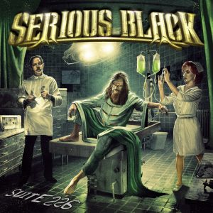 Metal-Review: SERIOUS BLACK – SUITE 226