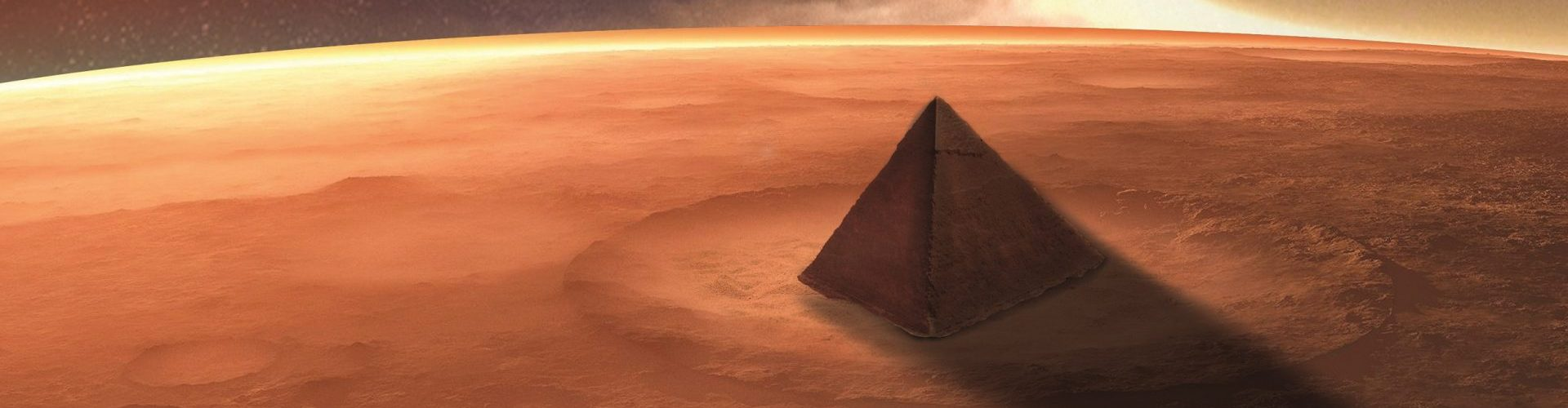 Metal-Review: Pyramids On Mars –  Edge Of the Black