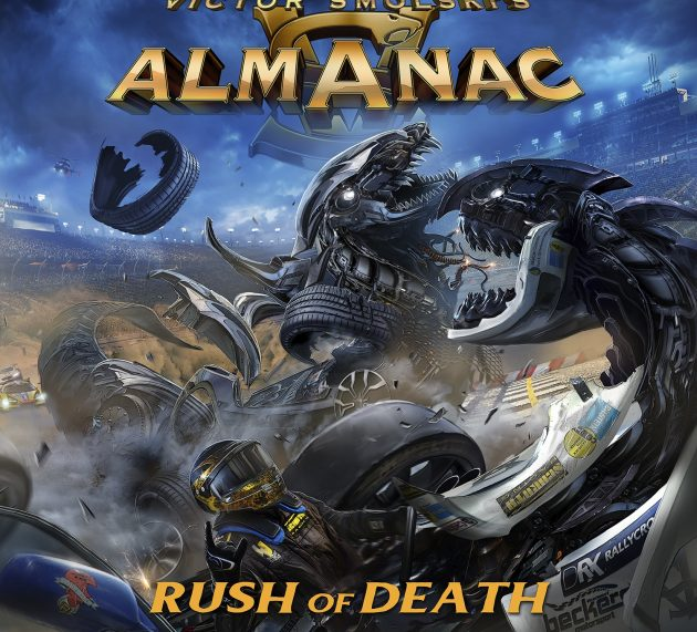 Metal-Review: ALMANAC – Rush Of Death