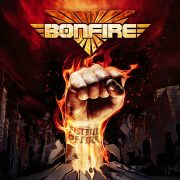 Hardrock-Review: Bonfire  – Fistful Of Fire