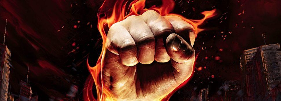 Hardrock-Review: Bonfire  – Fistful Of Fire
