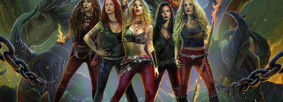 Metal-Review: BURNING WITCHES  – Dance With The Devil