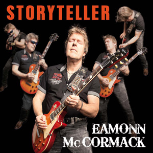 Rock-Review: Eamonn McCormack – Storyteller