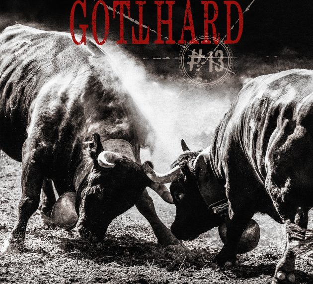 Rock-Review: GOTTHARD – #13