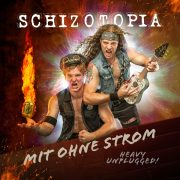 Metal-Review: MIT OHNE STROM – Schizotopia
