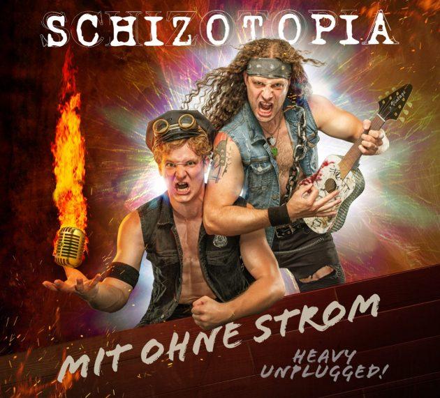 Metal-Review: MIT OHNE STROM – Schizotopia