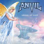 Metal-Review: ANVIL – LEGAL AT LAST