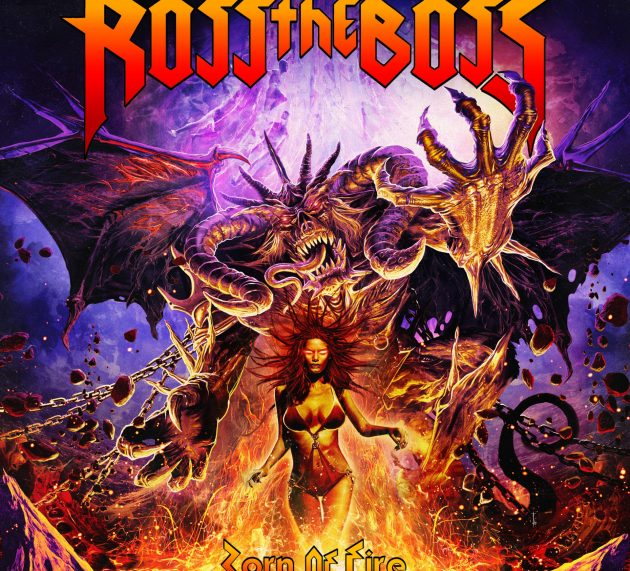 Metal-Review: Ross The Boss  – Born Of Fire
