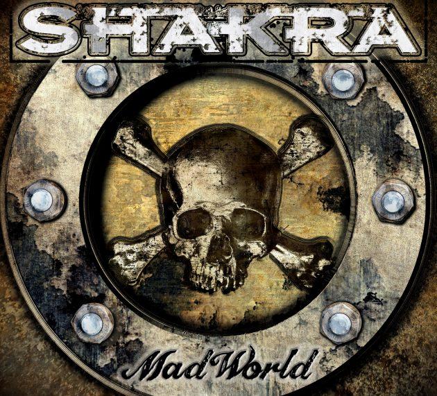 Hardrock-Review: Shakra – Mad World