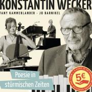 Hilfsprojekt für Künstler: Konstantin Wecker – Poesie in stürmischen Zeiten