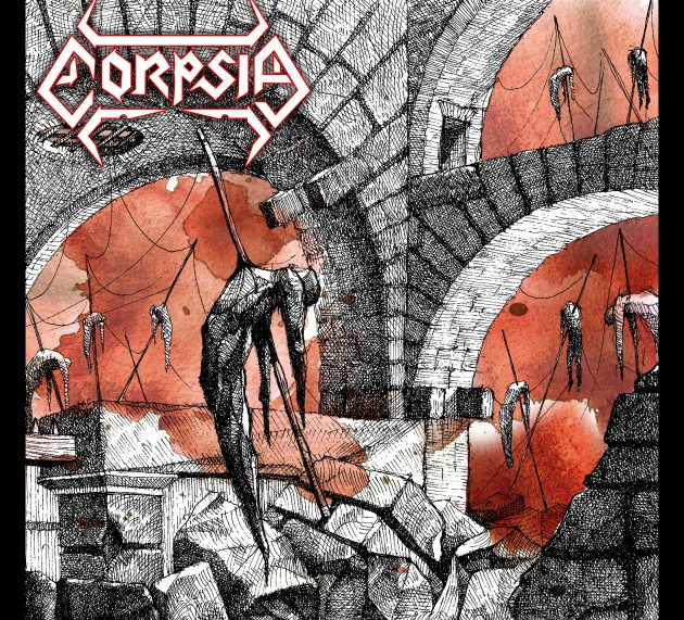 Metal-Review: Corpsia – Genocides in the Name of God
