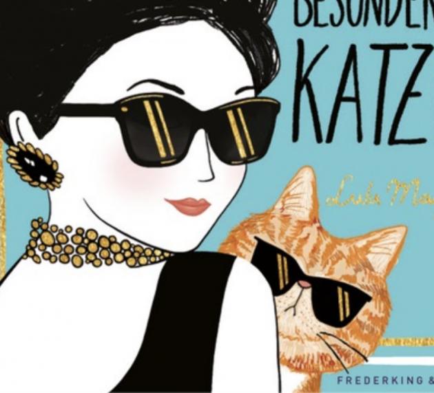 Buchrezension: Lulu Mayo  – Hinter jeder großartigen Frau steht eine besondere Katze