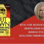 """Neuerscheinung: """"Shutdown – Von der Corona-Krise zur Jahrhundert-Pandemie"""" von Ina Knobloch"""