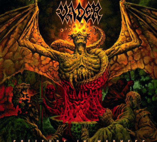 VADER– Solitude in Madness