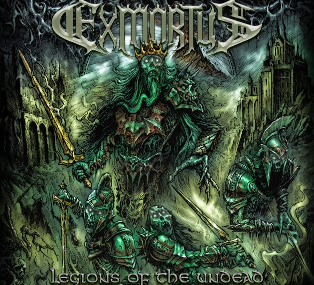 Metal-Review: EXMORTUS – LEGIONS OF THE UNDEAD