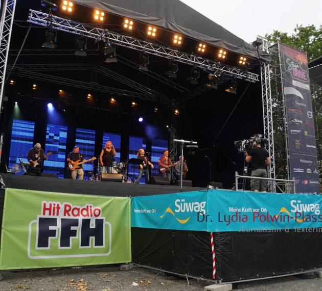 Nachbericht und FOTOSTRECKE: Rodgau Monotones auf der Stage Drive Kulturbühne Frankfurt
