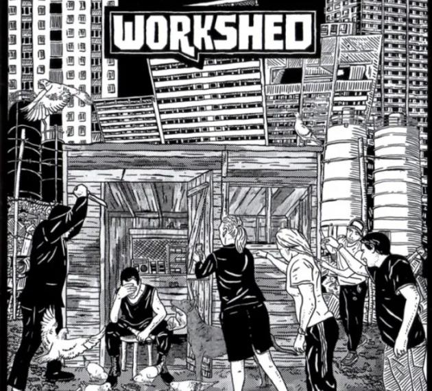 Metal-Review: WORKSHED – WORKSHED