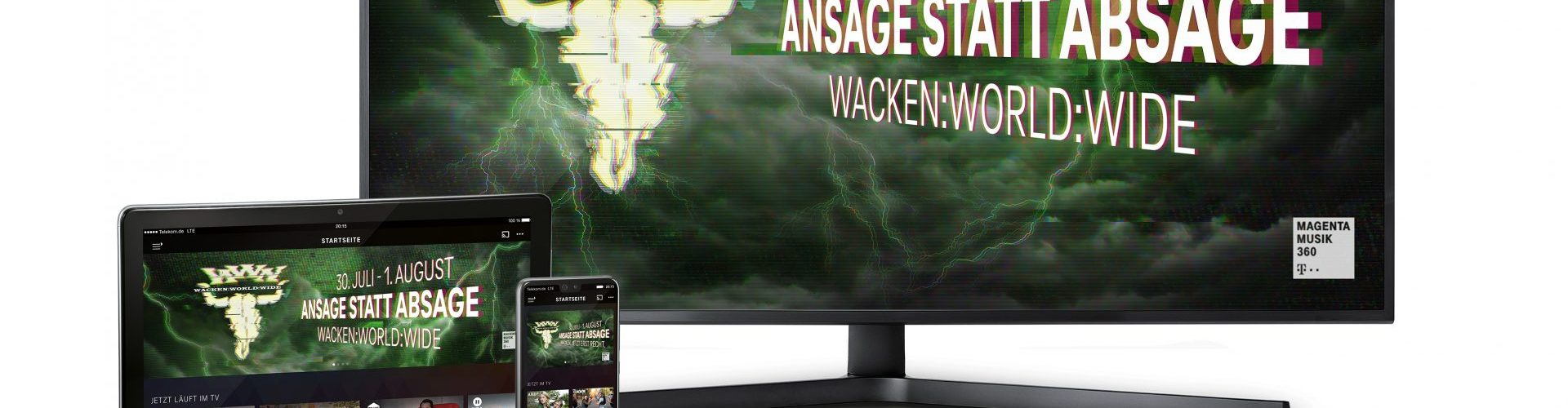 WACKEN WORLD WIDE  – Programmupdate & Running Order