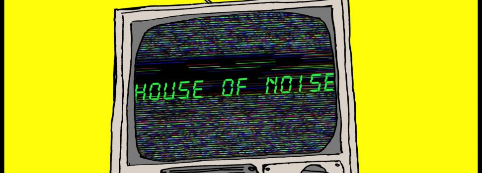 MASSIVE WAGONS – House Of Noise
