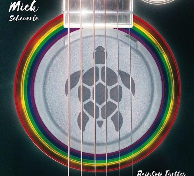 ROCK-REVIEW: Mick Scheuerle – Rainbow Turtles